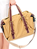 Canvas-Tasche mit Notebookfach 38 x 27 x 3