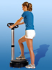 Total Vibrations Home-Trainer