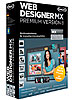 MAGIX Web Designer MX Premium (Version 8)