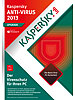 Kaspersky Anti Virus 2013 1 PC Upgrade
