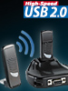 Xystec Wireless-USB-Set: F�r Mediastreaming zum HDMI-Anschluss