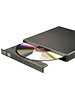 Externes DVD- & CD-ROM-Laufwerk 8/24x, Super-Slim, USB 2.0