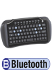 "Bluetooth-Tastatur QWERTZ mit Touchpad ""MFT-380.mini"" (refurbished)"