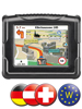 "3in1-Motorrad- & Outdoor-Navi ""TourMate SLX-350"", WE (refurbished)"