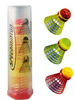 Speeder Tube 5er-Mixpack f. Speedminton (1x Fun,3x Match,1x Night)