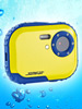 Wasserdichte Digitalkamera f�r tolle Unterwasser-Fotos (refurbished)