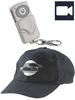 Baseball-Cap BC-400 mit Video-Kamera & Fernbedienung, 4GB