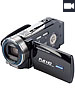 Full HD Camcorder DV-883.IR mit Infrarot-LED, HDMI 60fps (refurbished)
