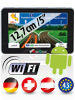 "5""mit Android ""StreetMate GTA-50-3D.plus"" Europa (refurbished)"