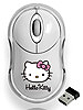 Saitek Hello Kitty Optische Funkmaus mit Nano Receiver, wei�