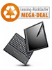 "Lenovo ThinkPad X41, 12,1""/ 30cm, 1,2GHz ULV, 1GB RAM, 30GB, Win7 Home"