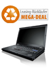 "Lenovo ThinkPad T400, 14,1"" WXGA, C2D P8400, 3GB, 160GB, DVD-RW, Win7"