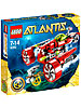 LEGO 8060 Atlantis Typhoon Turbojet U-Boot