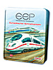 Europ�ischer Schnellverkehr + Bonuspaket in Relief-Metallbox