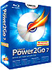 Cyberlink Power2Go 7 DVD & Burning Express