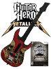 Guitar Hero - Metallica Bundle (Nintendo Wii)